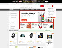 Ecommerce Shop Web Design