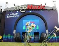 TigoMusic - Estéreo Picnic Festival 2014