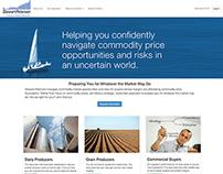 Stewart Peterson Website Design