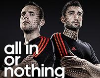 ADIDAS FOOTBALL. BATTLE PACK FOR RU
