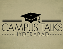 CampusTalksHyd.com Graphic Designs & illustrations