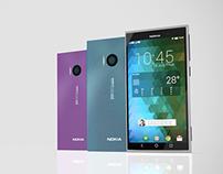Nokia Lumia X Concept