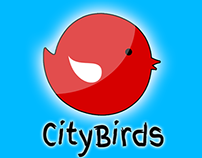 City Birds 2D Game Design & Development