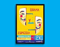 Diseño de Afiches * Poster Design