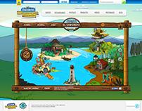 Maizoritos Promotional Website