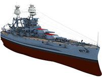Battleship USS Arizona