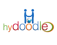 Logo Redesign with animated Globe for Hydoodle