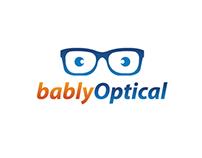 Bably Optical Branding Identity
