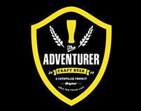 Adventurer Beer Branding