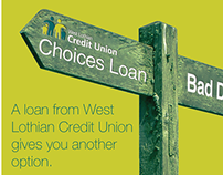 West Lothian Credit Union Choices Flyer
