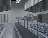 Cocina Industrial Central Madeirense