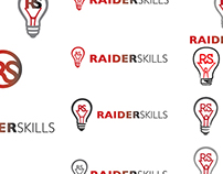 RaiderSkills Logo Design