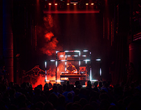 Bonobo - Stage Design
