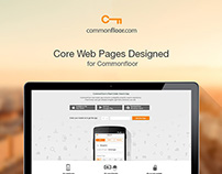 Commonfloor - Core Pages Re-design