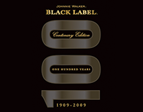 Johnnie Walker Black Label Centenary Concept