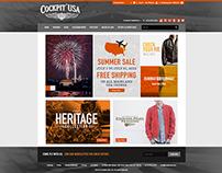 COCKPIT USA Responsive 2014
