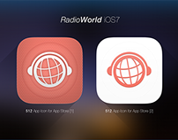 iOS7 Icon -RadioWorld