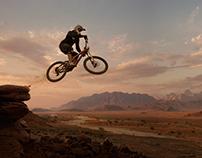 Namibia  Biker