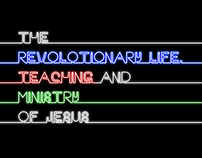 Cover - The Revolutionary Life... (Not Used - neons)
