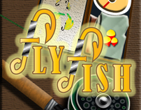 FLY FISH THEME MATCH 3 GAME