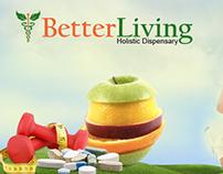 Better Living Banners