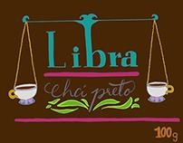 Libra - Chá Preto