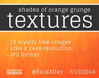 #PackADay - 7/10/14 Grunge Texture Pack
