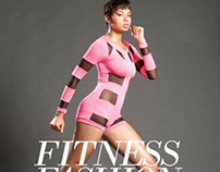 Fitness Fashion for Ellements Magazine July 2014