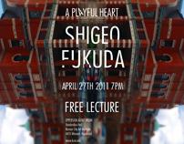 Shigeo Fukuda Lecture Poster