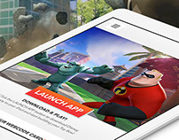 Disney Infinity Community Site