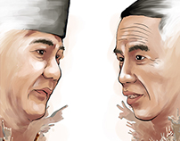towards the  Indonesia presidential elections