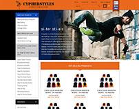 CypherStyles –Volusion Client