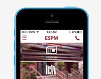 Aluno ESPM - App