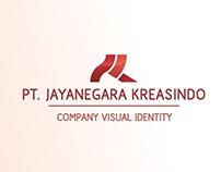 Jayanegara Kreasindo Visual Identity