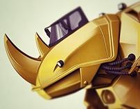 Mascote - Lonking