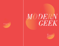 Modern Geek Magazine #42 - The Future Issue