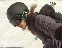 Sam Kaplan Snowboard Demo Reel 2012