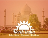 Touring - North India
