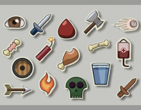 Game Icons / Stickers