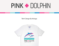 Pink Dolphin Design / Ice Cream