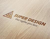SUPER Logo design