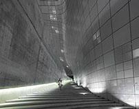 Zaha Hadid Dongdaemun Design Plaza Seoul Korea