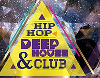 Hip Hop & Deep House night