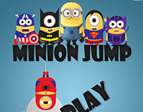 Minion Jump one of my most popular games.