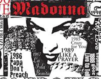 Madonna Top 10 (Tee)
