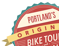Cycle Portland Web Badge