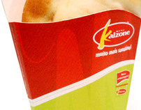 Mini Kalzone Packaging