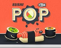 Sushi Pop App