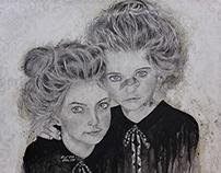 Sœurs voyelles