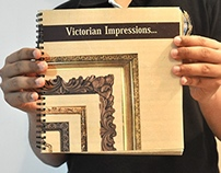 Victorian Era- Coffee Table Book